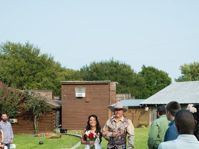 Kody and Sierra's Wedding in Cleburne, Texas 200