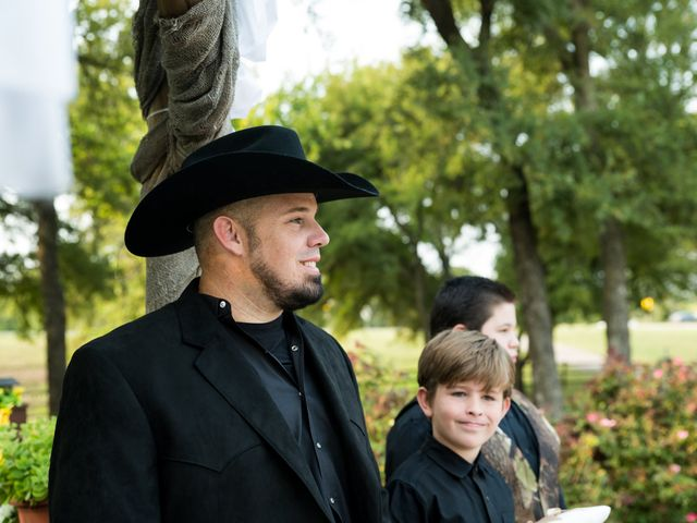 Kody and Sierra's Wedding in Cleburne, Texas 202