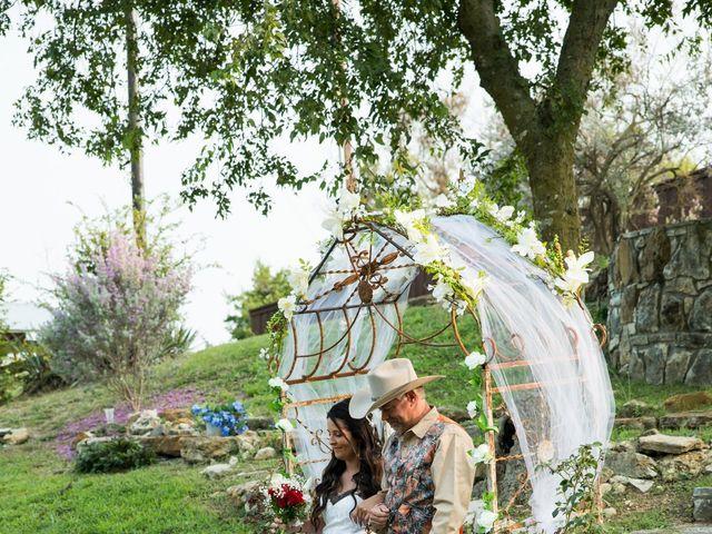 Kody and Sierra's Wedding in Cleburne, Texas 206