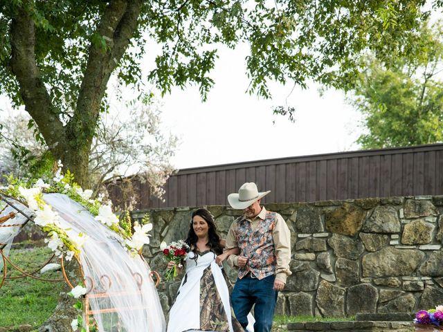 Kody and Sierra's Wedding in Cleburne, Texas 207