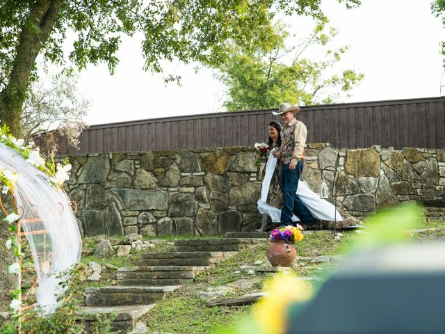 Kody and Sierra's Wedding in Cleburne, Texas 209