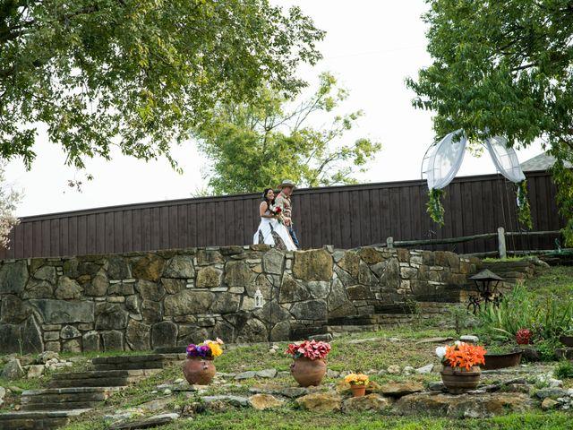 Kody and Sierra's Wedding in Cleburne, Texas 212