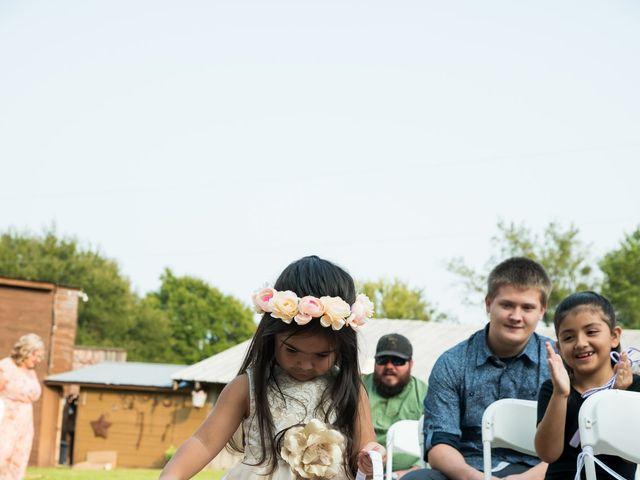 Kody and Sierra's Wedding in Cleburne, Texas 215