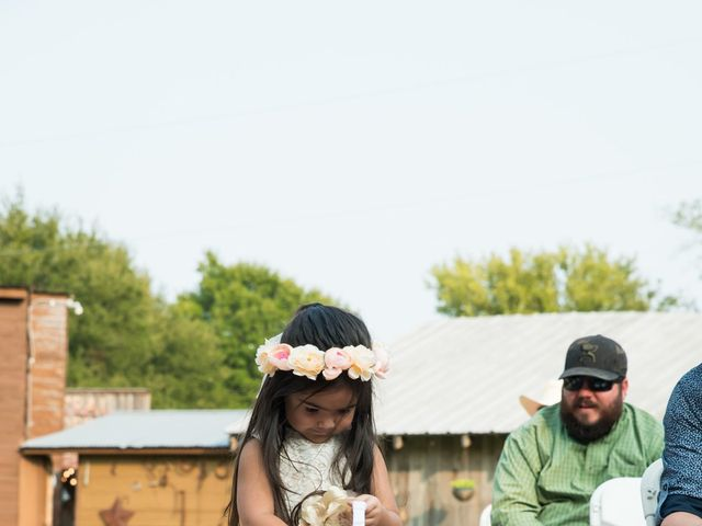 Kody and Sierra's Wedding in Cleburne, Texas 216