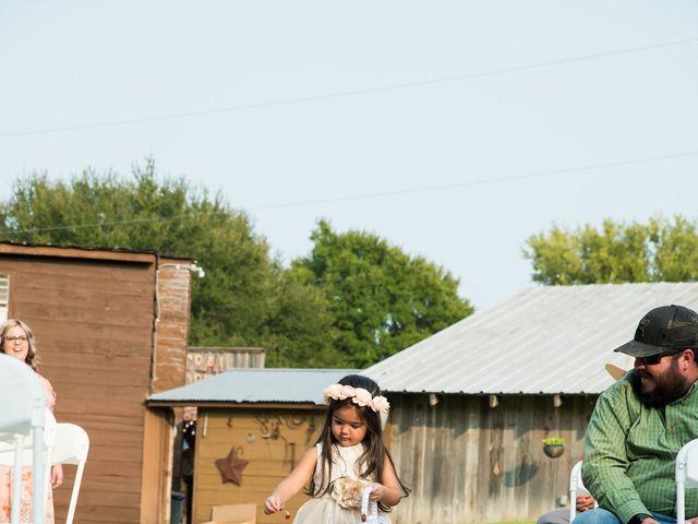 Kody and Sierra's Wedding in Cleburne, Texas 217