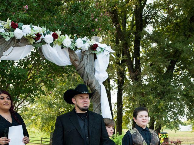 Kody and Sierra's Wedding in Cleburne, Texas 226