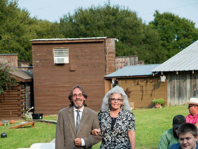 Kody and Sierra's Wedding in Cleburne, Texas 229
