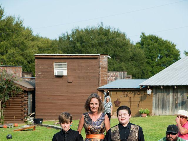 Kody and Sierra's Wedding in Cleburne, Texas 230