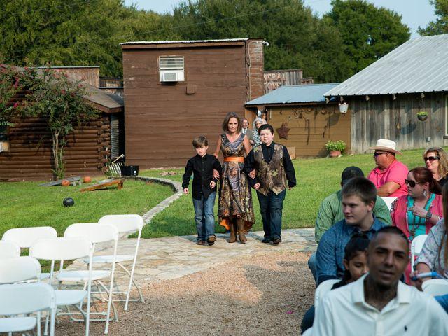 Kody and Sierra's Wedding in Cleburne, Texas 231