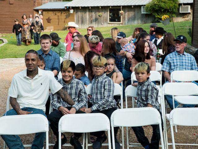 Kody and Sierra's Wedding in Cleburne, Texas 232