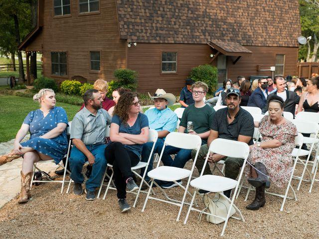 Kody and Sierra's Wedding in Cleburne, Texas 233