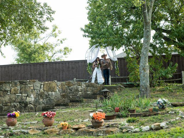 Kody and Sierra's Wedding in Cleburne, Texas 242