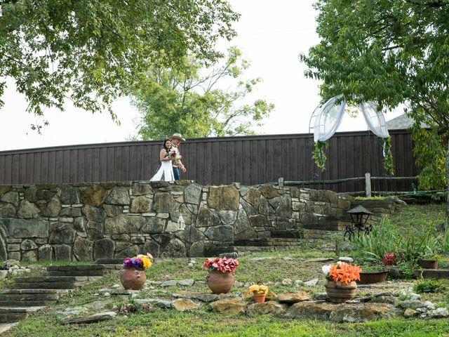 Kody and Sierra's Wedding in Cleburne, Texas 243