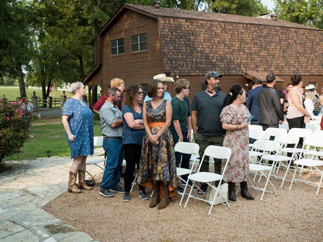 Kody and Sierra's Wedding in Cleburne, Texas 244