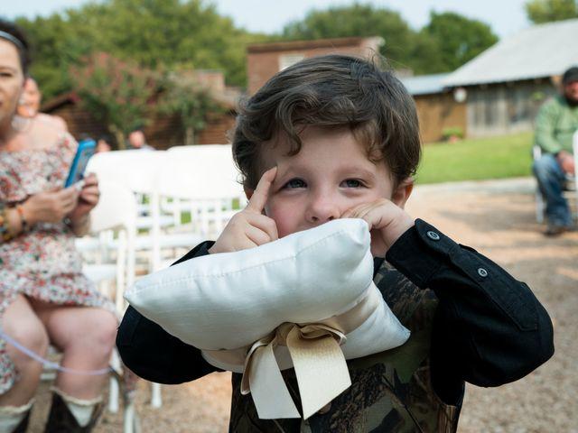 Kody and Sierra's Wedding in Cleburne, Texas 247