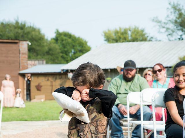 Kody and Sierra's Wedding in Cleburne, Texas 249