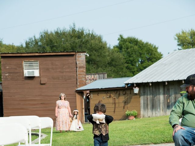 Kody and Sierra's Wedding in Cleburne, Texas 251
