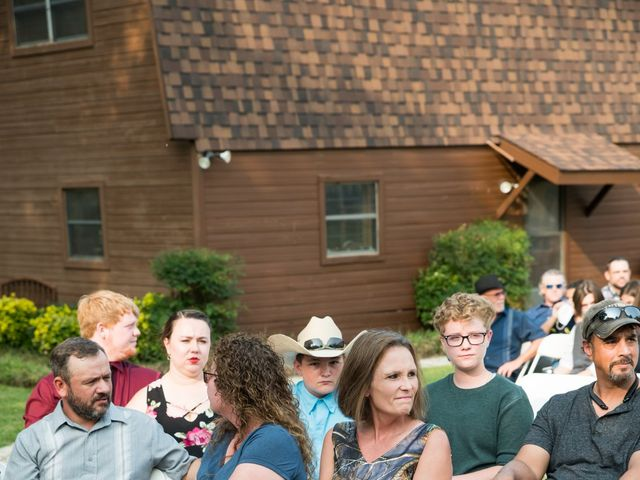 Kody and Sierra's Wedding in Cleburne, Texas 255