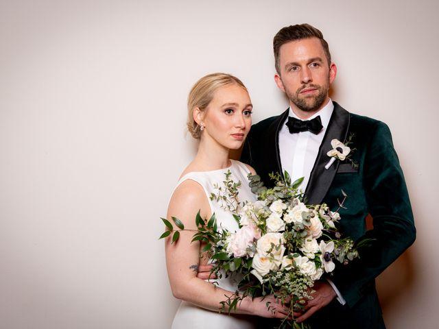 The wedding of Rachel and Tyler