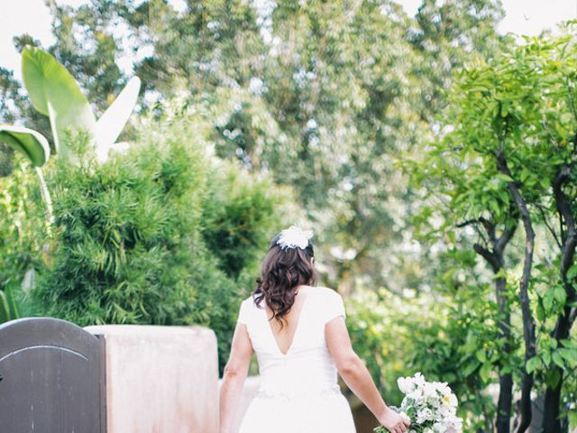 Jessica and Marq's Wedding in Rancho Santa Fe, California 6