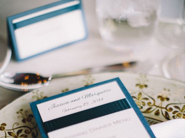 Jessica and Marq's Wedding in Rancho Santa Fe, California 19