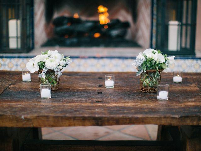 Jessica and Marq's Wedding in Rancho Santa Fe, California 11