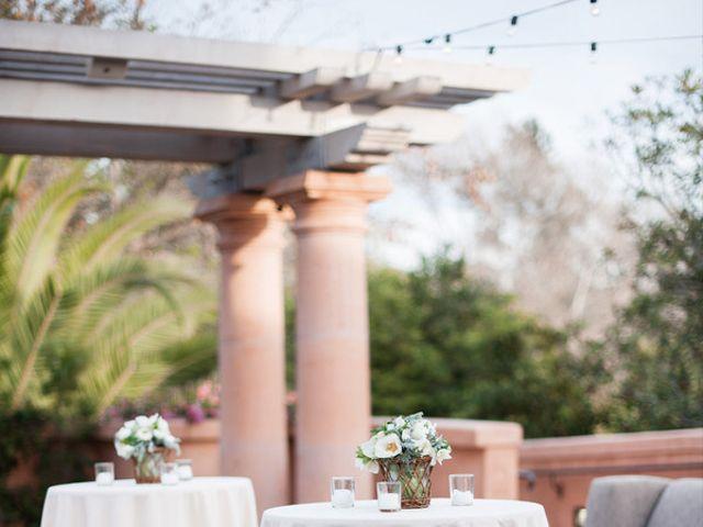 Jessica and Marq's Wedding in Rancho Santa Fe, California 10