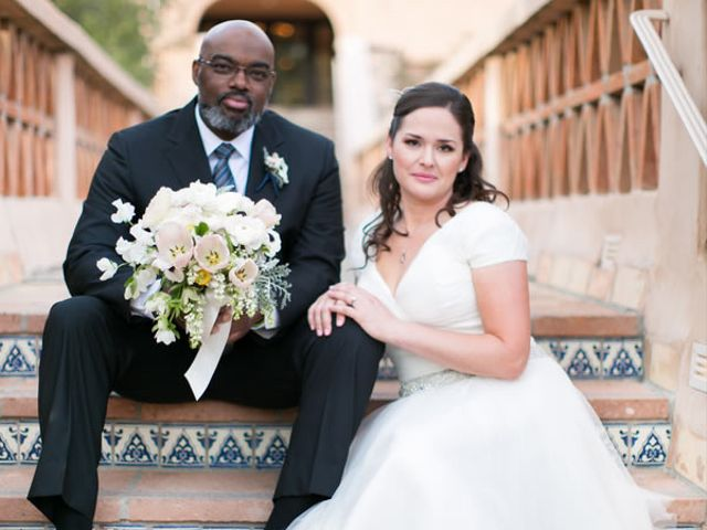 The wedding of Marq and Jessica