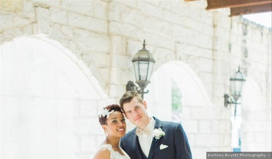 Jacinda and Ben's Wedding in McKinney, Texas