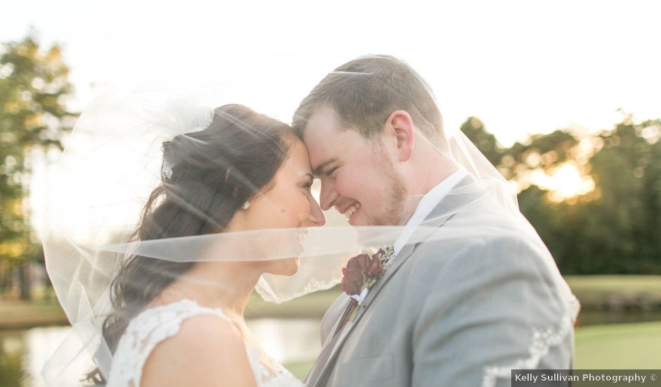 Bryce and Lindsey's Wedding in Raleigh, North Carolina