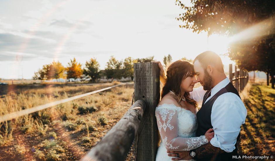 Danny and Racheal's Wedding in Rathdrum, Idaho