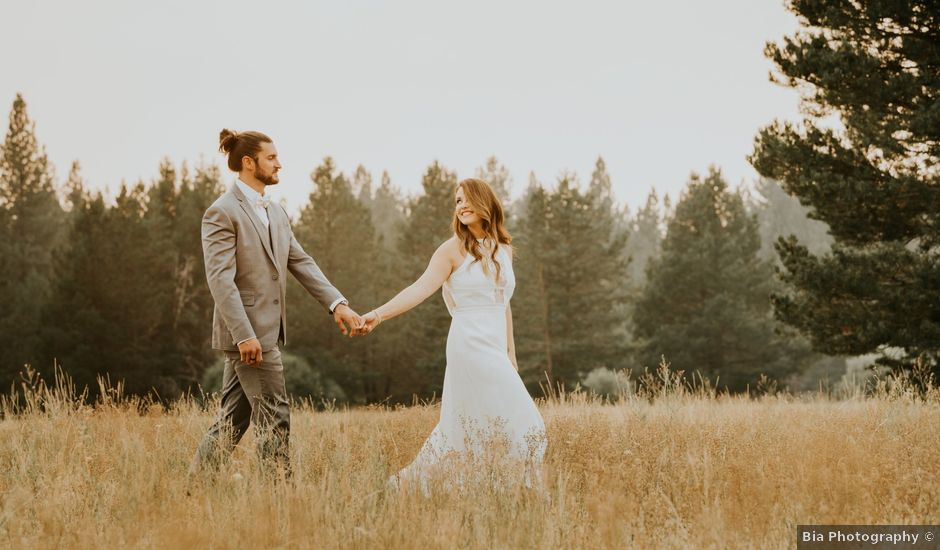 Chad and Taissa's Wedding in South Lake Tahoe, California