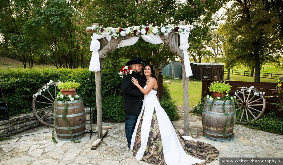 Kody and Sierra's Wedding in Cleburne, Texas