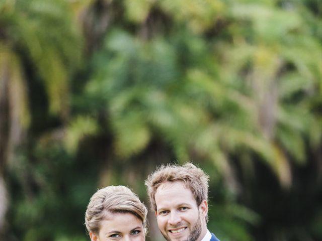 The wedding of Chris and Rachel