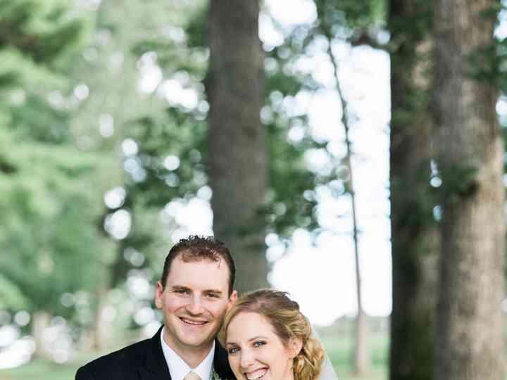 The wedding of Brandon and Amanda