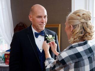 The wedding of Stephanie and Mason 3