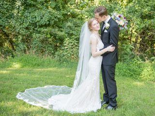 The wedding of John and Ericca 1