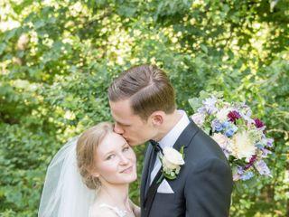 The wedding of John and Ericca 2
