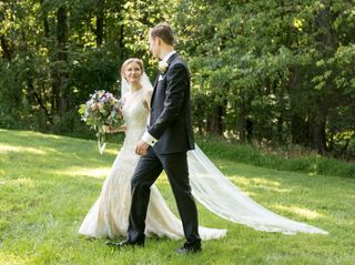 The wedding of John and Ericca 3