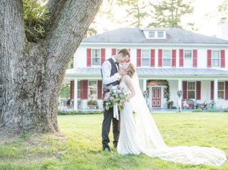 The wedding of John and Ericca