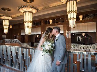 The wedding of Jamie and Matthew