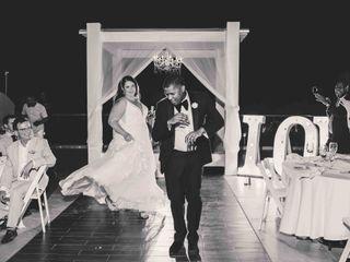 The wedding of Stephanie and Sacha 1