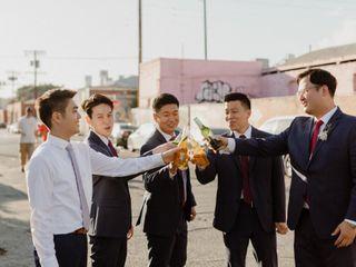 The wedding of Janice and Kyungchan 2