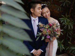The wedding of Janice and Kyungchan