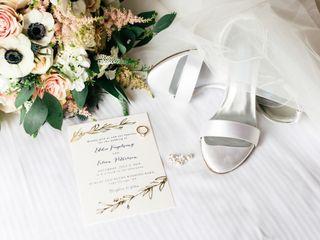 The wedding of Eileen and Eddie 1