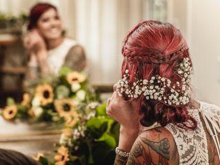 The wedding of Kristin and Josh 1