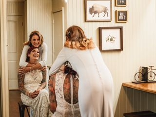 The wedding of Kristin and Josh 3