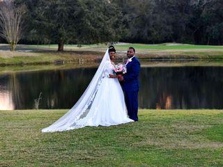 The wedding of Monica and Harold 3