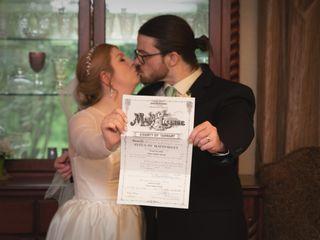 The wedding of Joshua and Brandi 3