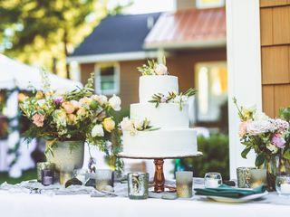 The wedding of Kathleen and Josh 2